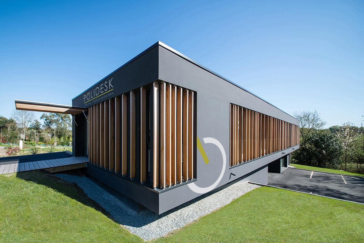 bureau en location sur vannes polidesk bureaux cl en. Black Bedroom Furniture Sets. Home Design Ideas